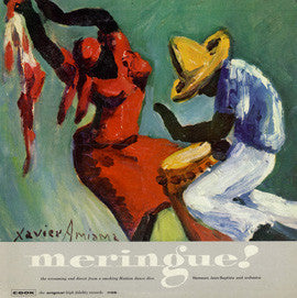 Meringue! (1958)  Ensemble Aux Calebasses CD