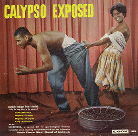 Calypso Exposed (1961)  Lord Melody, Mighty Cypher, King Sparrow CD