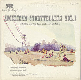 American Storytellers, Vol. 1 CD