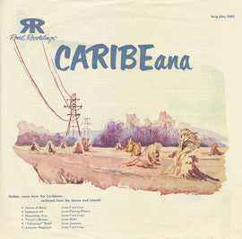 Caribeana  Hidden Music from the Caribbean (1949)  CD