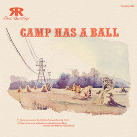 Red Camp:  Camp Has A Ball (1954) CD
