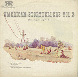 American Storytellers, Vol. 3 CD