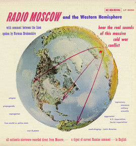 Radio Moscow and the Western Hemisphere (1961)  CD