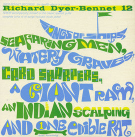 Richard Dyer-Bennet, Vol. 12 CD