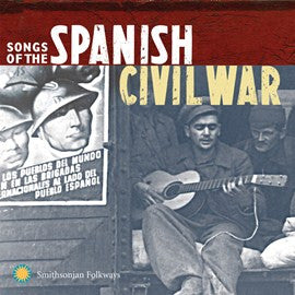 Songs of the Spanish Civil War, Volumes 1 & 2 CD