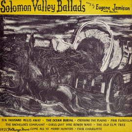 Eugene Jemison  Solomon Valley Ballads (1954) CD