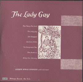 Andrew Rowan Summers  The Lady Gay (1954) CD