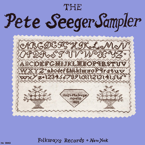 Pete Seeger  The Pete Seeger Sampler (1954) CD