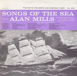 Songs of the Sea (1957)  Alan Mills CD