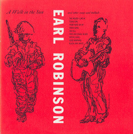 Earl Robinson  A Walk in the Sun and Other Songs and Ballads (1957) CD