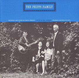 Phipps Family  Faith, Love and Tragedy (1965) CD
