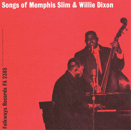 Songs of Memphis Slim and Willie Dixon (1960)  CD