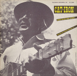 Sings Blues and Hymns (1958)  Cat Iron CD