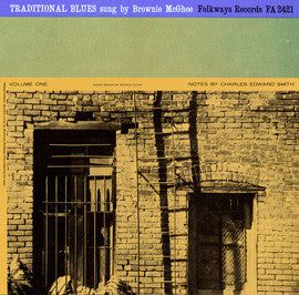 Traditional Blues, Vol. 1 (1951)  Brownie McGhee CD