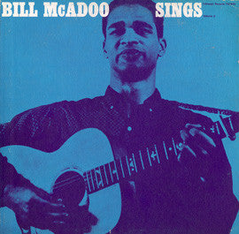 Bill McAdoo  Bill McAdoo Sings, Vol. 2 (1961) CD