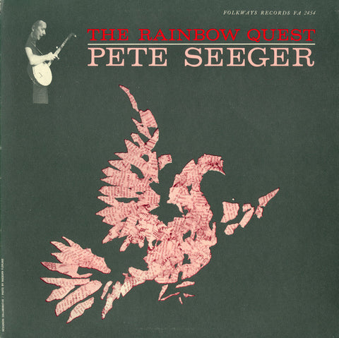 Pete Seeger  The Rainbow Quest (1960) CD