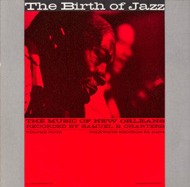 The Music of New Orleans, Vol. 4  The Birth of Jazz (1959)  CD