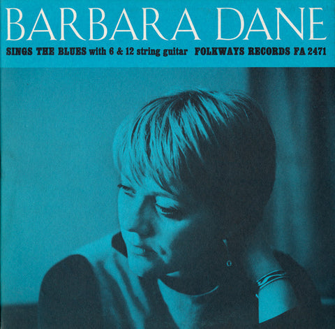Barbara Dane  Sings the Blues (1964) CD