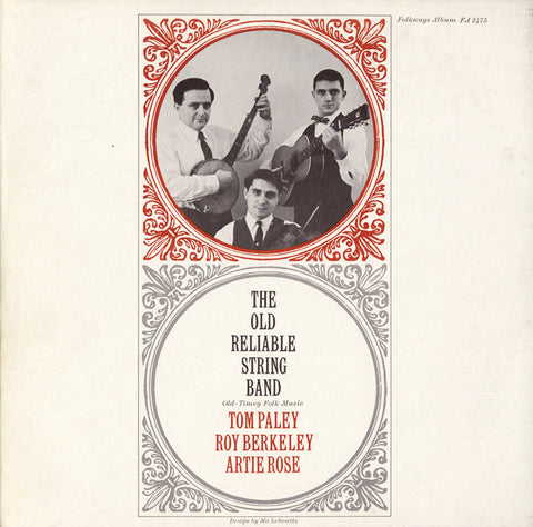 Old Reliable String Band  The Old Reliable String Band (1963) CD