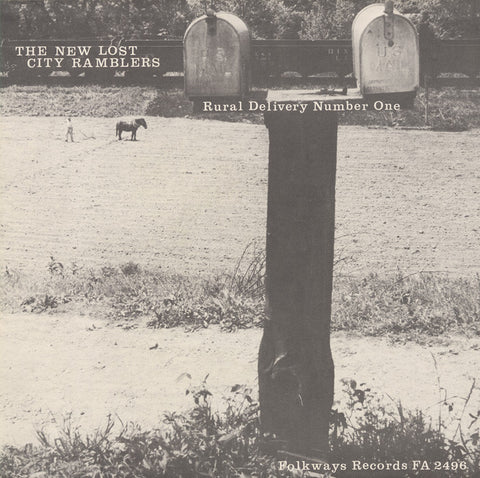 New Lost City Ramblers  Rural Delivery Number One (1964) CD