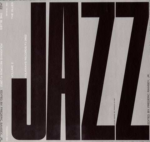 Jazz, Vol. 2  The Blues (1950)  Bessie Smith, Ma Rainey, Blind Lemon Jefferson, others CD