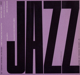 Jazz, Vol. 3  New Orleans (1950)  King Oliver, Johnny Dodds, Louis Armstrong, others CD