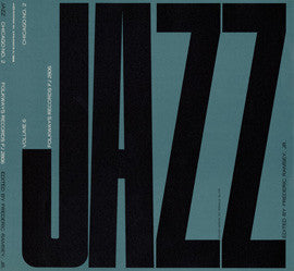 Jazz, Vol. 6  Chicago, No. 2 (1952)  King Oliver, Bix Beiderbecke, Muggsy Spanier, others CD