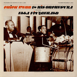 Chick Webb and His Orchestra featuring Ella Fitzgerald (1981)  CD