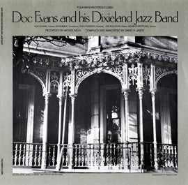 Doc Evans and His Dixieland Jazz Band (1980)  CD