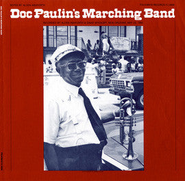 Doc Paulin's Marching Band (1982)  CD