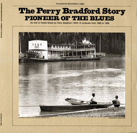 The Perry Bradford Story  Pioneer of the Blues (1957)  CD