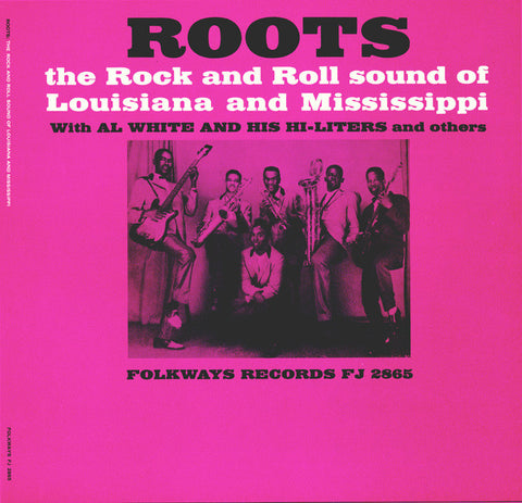 Roots  The Rock and Roll Sound of Louisiana and Mississippi (1965)  CD