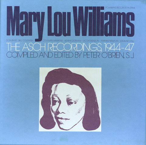 Mary Lou Williams  The Asch Recordings 1944-47 (1977 2 CD SET