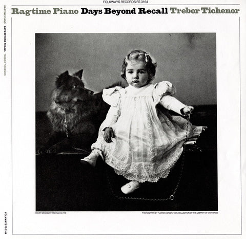Ragtime Piano  Days Beyond Recall (1979)  Trebor Tichnor CD