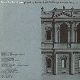 Stewart Robb:  Music for the Virginal (1962) CD