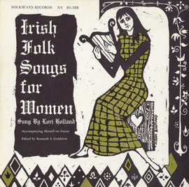 Irish Folk Songs for Women (1960)  Lori Holland CD