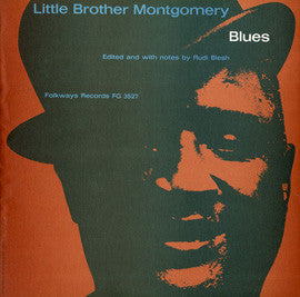 Blues (1958)  Little Brother Montgomery CD