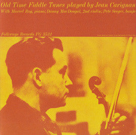 Jean Carignan  Old Time Fiddle Tunes Played by Jean Carignan (1960) CD