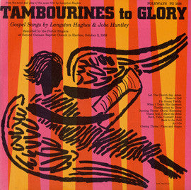 Tambourines to Glory-Gospel Songs by Langston Hughes and Jobe Huntley (1958)  The Porter Singers CD