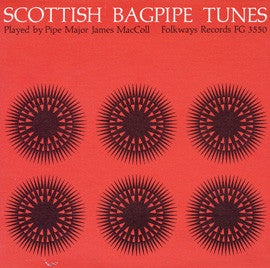 Scottish Bagpipe Tunes (1961)  James MacColl CD