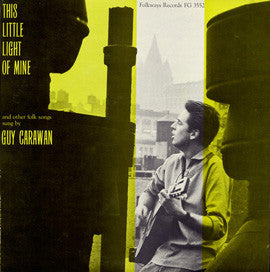 Guy Carawan  This Little Light of Mine (1959) CD