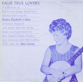 False True Lovers (1959)  Shirley Collins CD