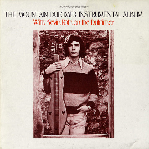 Kevin Roth  The Mountain Dulcimer Instrumental Album (1977) CD