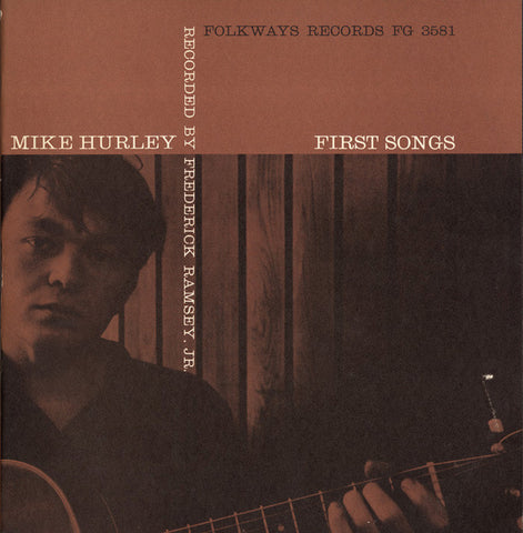 Michael Hurley  First Songs (1964) CD