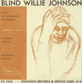 His Story Told, Annotated and Documented (1957)  Blind Willie Johnson CD