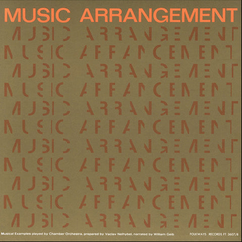 Music Arrangement prepared by Vaclav Nelhybel, narrated by William Geib (1962) 2-CD SET
