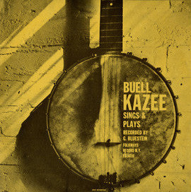 Buell Kazee Sings and Plays (1958)  CD