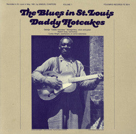 The Blues in St. Louis, Vol. 1 (1961)  Daddy Hotcakes CD