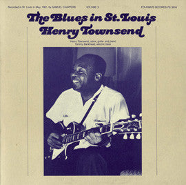 The Blues in St. Louis, Vol. 3 (1984)  Henry Townsend CD