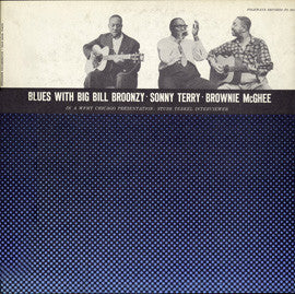Blues with Big Bill Broonzy, Sonny Terry and Brownie McGhee CD
